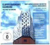 Elbphilharmonie Hamburg First Recording - Brahms: Symphonies Nos. 3 & 4, 1 Audio-CD + 1 DVD