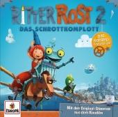 Ritter Rost - Das Schrottkomplott, Audio-CD