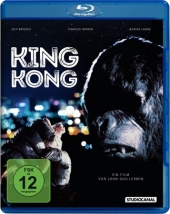 King Kong, 1 Blu-ray