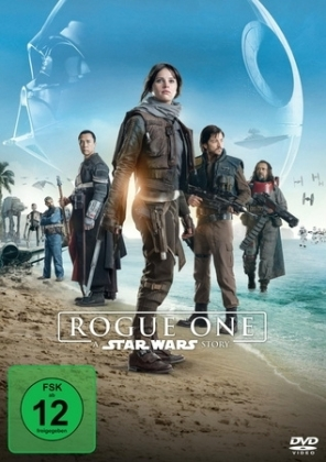 Rogue One - A Star Wars Story, 1 DVD