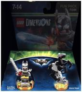 LEGO Dimensions, Fun Pack, Batman Movie, 2 Figuren