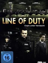 Line of Duty - Cops unter Verdacht, 3 DVD