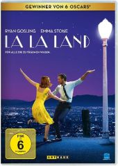 La La Land, 1 DVD Cover