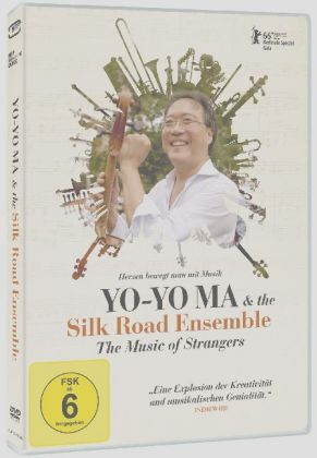 Yo-Yo Ma & The Silk Road Ensemble - The Music of Strangers, 1 DVD