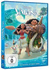 Vaiana, DVD Cover