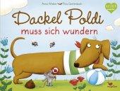 Dackel Poldi muss sich wundern Cover
