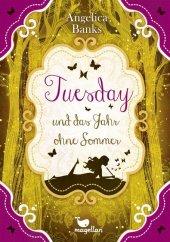 Tuesday und das Jahr ohne Sommer Cover