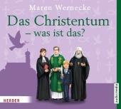Das Christentum - was ist das?, 2 Audio-CDs Cover