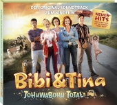 Bibi & Tina - Tohuwabohu total, Audio-CD (Der O...
