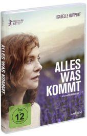 Alles was kommt, 1 DVD Cover
