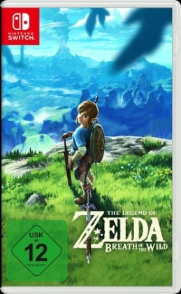 The Legend of Zelda, Breath of the Wild, 1 Nintendo Switch-Spiel