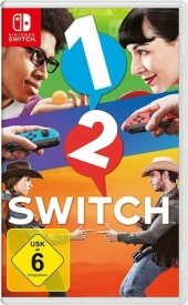 1-2-Switch, 1 Nintendo Switch-Spiel