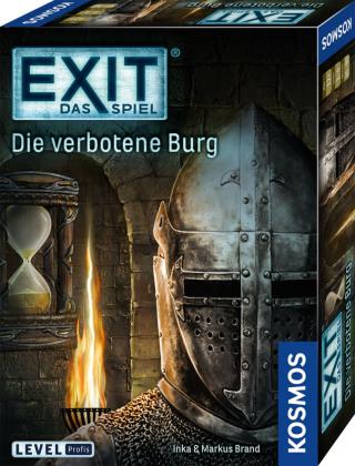 Exit - Das Spiel, Die verbotene Burg (Spiel)