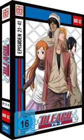 Bleach TV-Serie, 3 DVDs