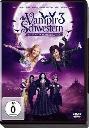 Die Vampirschwestern 3 - Reise nach Transsilvanien, DVD