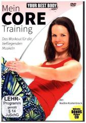 Mein Core Training, 1 DVD   1 Audio-CD