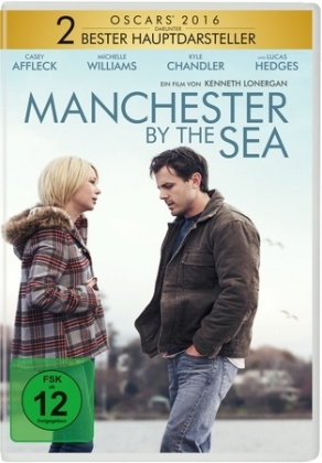 Manchester by the Sea, 1 DVD