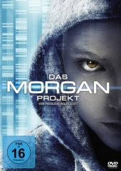Das Morgan Projekt, 1 DVD