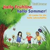 Hallo Frühling, hallo Sommer!, 1 Audio-CD Cover