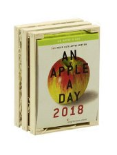 An Apple A Day Kalender 2018