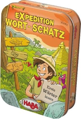 Expedition Wort-Schatz (Kinderspiel)
