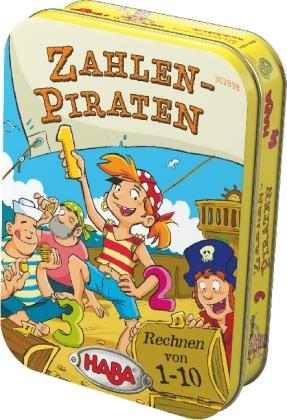 Zahlen-Piraten (Kinderspiel)