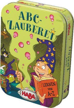 ABC-Zauberei (Kinderspiel)