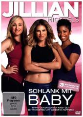 Jillian Michaels - Schlank mit Baby, 1 DVD