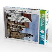 Böblingen, Stadtkirche. Fotografie auf Leinwand von Nicola Furkert (Puzzle)