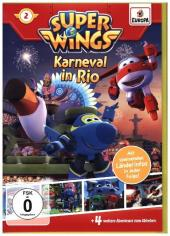 Super Wings - Karneval in Rio, 1 DVD