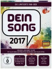 Dein Song 2017, 1 Audio-CD   1 DVD (Limitierte ...
