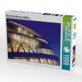 Mercedes-Benz Museum in Stuttgart (Puzzle)