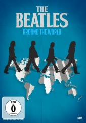 The Beatles Around the world, 1 DVD