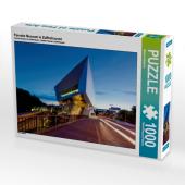Porsche Museum in Zuffenhausen (Puzzle)