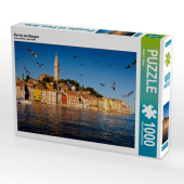 Rovinj am Morgen (Puzzle)