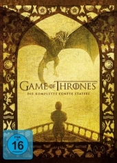 Game of Thrones, 5 DVDs
