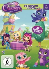 Little Charmers, 5 DVDs