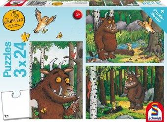 Der Grüffelo, Mein Freund der Grüffelo (Kinderpuzzle)
