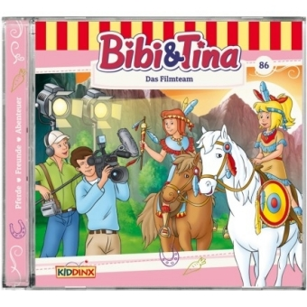 Bibi & Tina - Das Filmteam, 1 Audio-CD