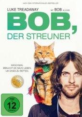 Bob, der Streuner, 1 DVD Cover