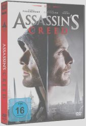 Assassin's Creed, 1 DVD