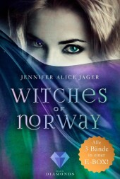 Witches of Norway: Alle 3 Bände der magischen H...