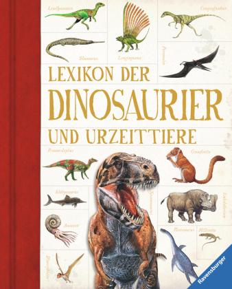 Lexikon der Dinosaurier und Urzeittiere