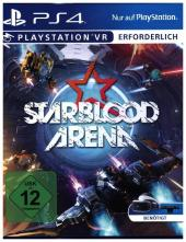 Starblood Arena, 1 PS4-Blu-ray Disc