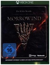 The Elder Scrolls Online, Morrowind, 1 Xbox One...