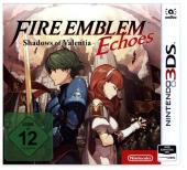 Fire Emblem Echoes, Shadows of Valentia, 1 Nint...