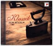 Klassik zum Bügeln, 1 Audio-CD