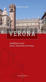 Verona Stadtführer durch Kunst, Geschichte und Kultur Cover