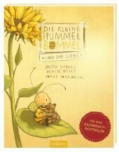 Die kleine Hummel Bommel und die Liebe Cover