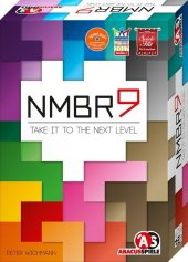 NMBR 9 (Spiel) Cover